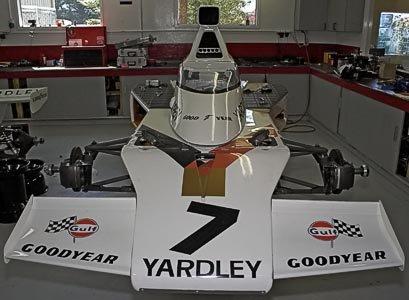 Denny Hulme McLaren M23