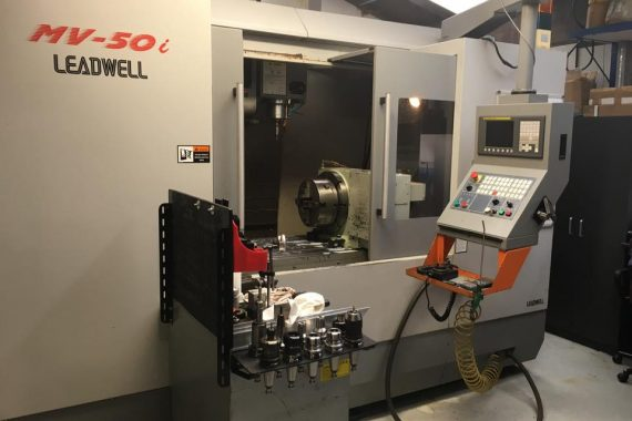 CNC Machining in Action! - Motorsport Solutions