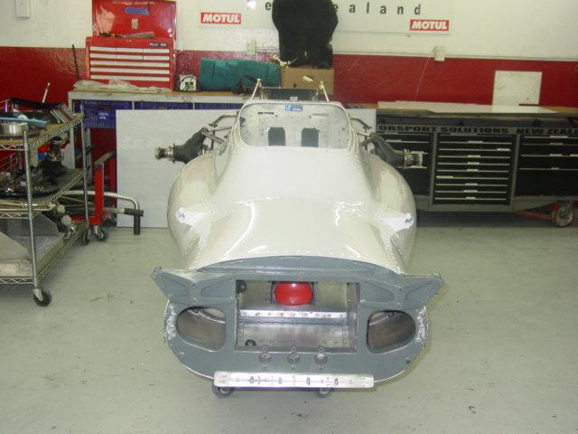 Custom Fabrication - Motorsport Solutions
