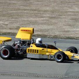 Lola T332 Body Parts