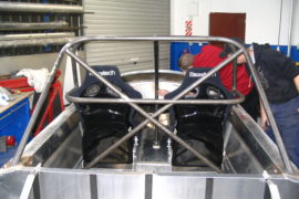 Jet Boat – Roll Cage